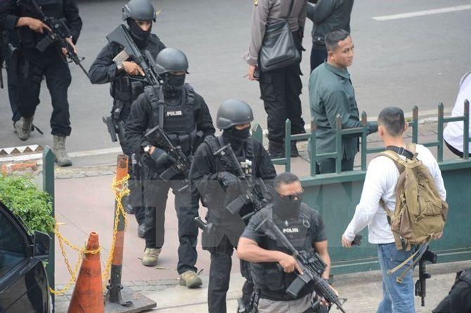 Indonesia bắt 33 phần tử thánh chiến âm mưu khủng bố - Ảnh 2