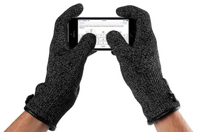 Tự làm găng tay cho điện thoại cảm ứng trong vài phút. - Ảnh 1