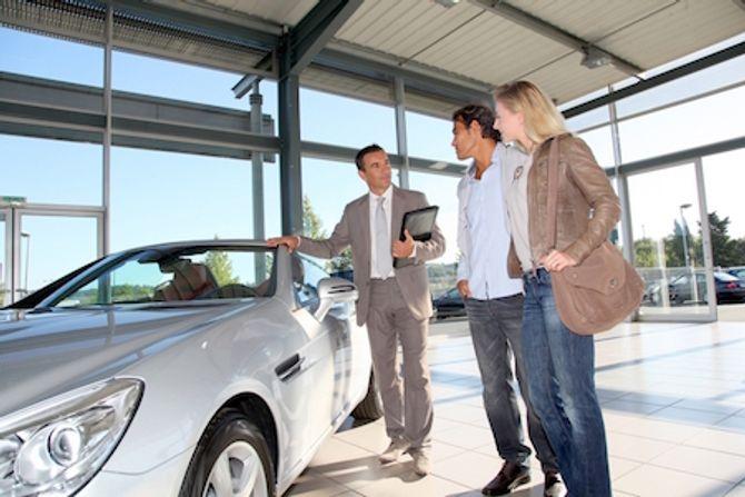 Làm thế nào để mua được xe ôtô giá rẻ? 2