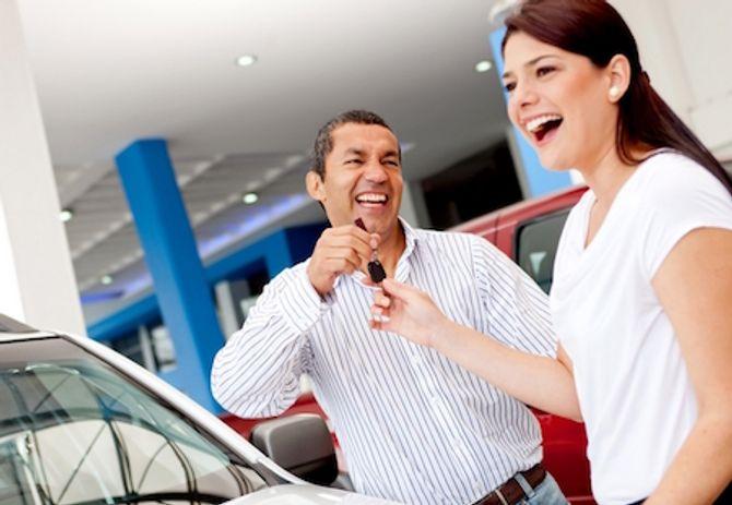 Làm thế nào để mua được xe ôtô giá rẻ? 9