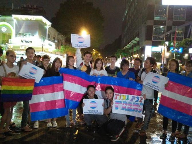 Quyền chuyển đổi giới tính: