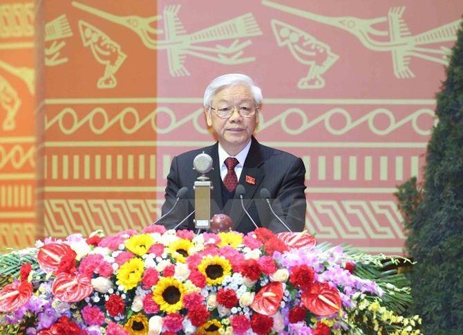 Lãnh đạo các nước gửi điện mừng Tổng Bí thư Nguyễn Phú Trọng - Ảnh 1