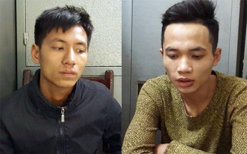 """Bộ đôi cướp giật, chuyên """"ăn hàng"""" trên đường Nguyễn Trãi - Ảnh 1"""