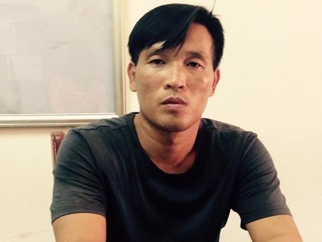 Bắt giữ tài xế lái taxi đâm CSGT bị thương - Ảnh 1