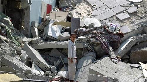Thêm một vụ không kích trúng đám cưới ở Yemen, ít nhất 30 người thiệt mạng - Ảnh 1