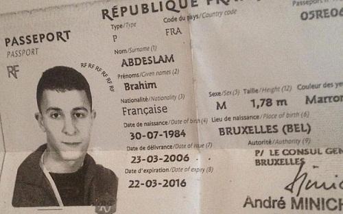Vụ khủng bố Pháp: Kẻ đánh bom người Bỉ là người thất nghiệp, nghiện ma túy - Ảnh 1