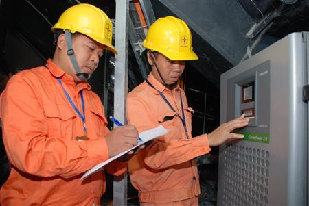 EVN HANOI đảm bảo cấp điện an toàn phục vụ IPU 132 - Ảnh 2