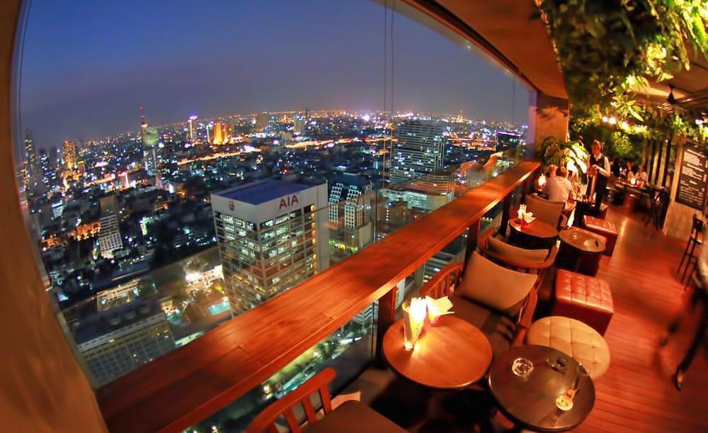 Những quán bar không thể bỏ qua ở Thái Lan - Ảnh 9