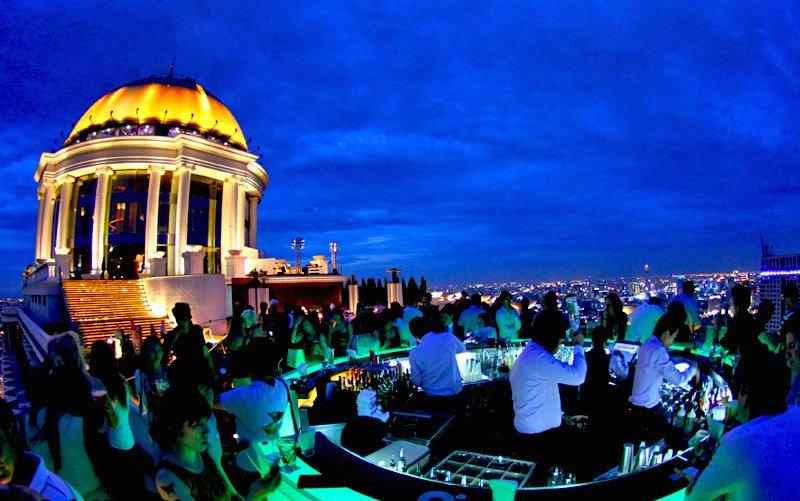 Những quán bar không thể bỏ qua ở Thái Lan - Ảnh 3
