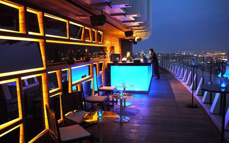 Những quán bar không thể bỏ qua ở Thái Lan - Ảnh 7
