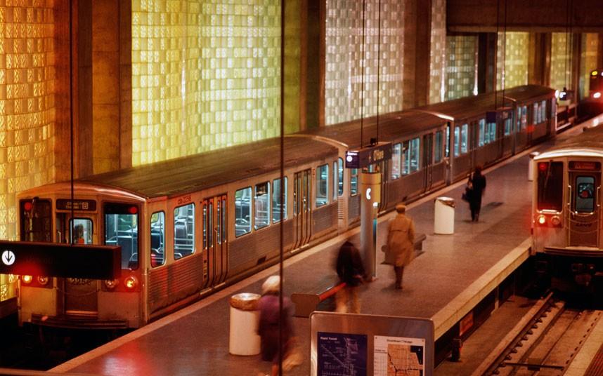 15 ga tàu điện ngầm đẹp nhất thế giới - Ảnh 10