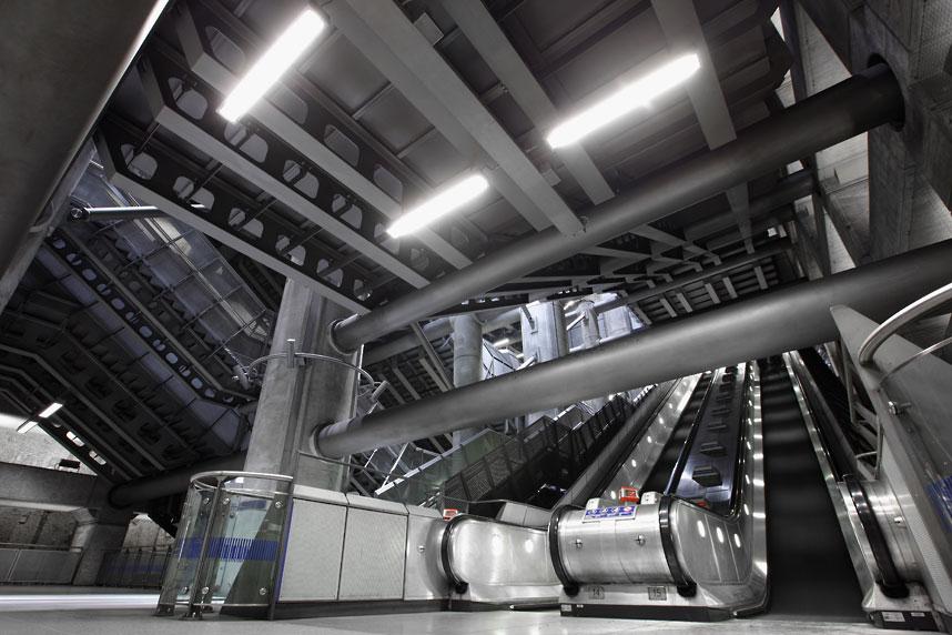 15 ga tàu điện ngầm đẹp nhất thế giới - Ảnh 15