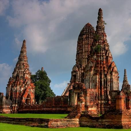 Những điểm đến hấp dẫn nhất khi du lịch Thái Lan - Ảnh 5