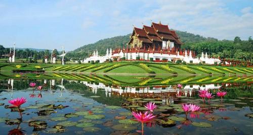Những điểm đến hấp dẫn nhất khi du lịch Thái Lan - Ảnh 1