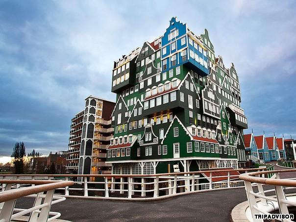 12 khách sạn độc đáo nhất thế giới - Ảnh 1