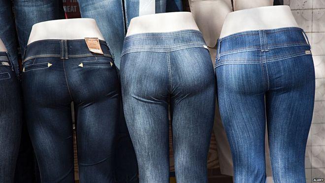 Những bệnh tật do việc mặc quần bó sát gây nên - Ảnh 1