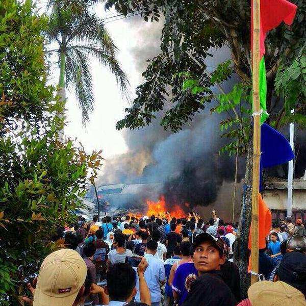Máy bay rơi ở Indonesia: 116 người chết, tiết lộ danh tính phi hành đoàn - Ảnh 2