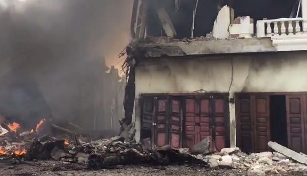Máy bay rơi ở Indonesia: 116 người chết, tiết lộ danh tính phi hành đoàn - Ảnh 3