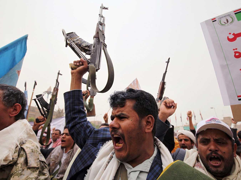 1.200 tù nhân nguy hiểm vượt ngục ở Yemen - Ảnh 1