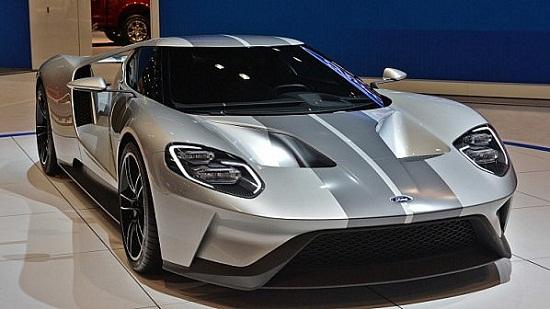 Những chiếc xe ô tô đẹp nhất thế giới