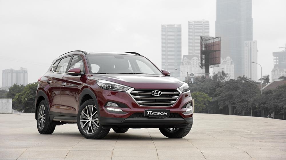 """Hyundai Tucson bị """"đánh trượt"""" khỏi top xe an toàn nhất - Ảnh 1"""