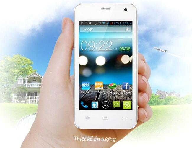 """4 chiếc smartphone có giá thành """"bèo"""" nhất tại Việt Nam - Ảnh 2"""