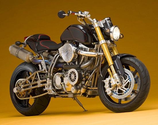 Những chiếc xe mô tô có giá cao ngất ngưởng - Ảnh 1