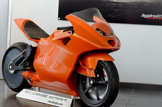 Những chiếc xe mô tô có giá cao ngất ngưởng - Ảnh 7