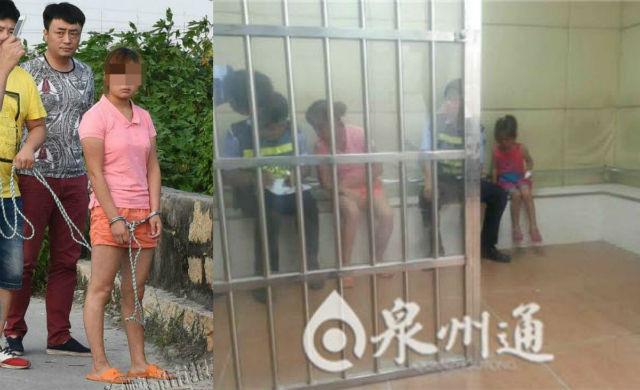 Bà mẹ độc ác ném con gái 2 tuổi xuống sông vì mâu thuẫn gia đình - Ảnh 1