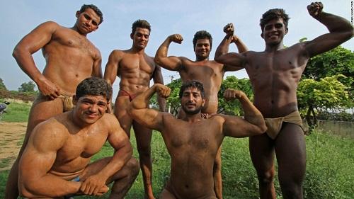 Ghé thăm ngôi làng toàn đàn ông cơ bắp ở Ấn Độ  - Ảnh 1