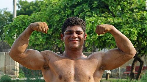 Ghé thăm ngôi làng toàn đàn ông cơ bắp ở Ấn Độ  - Ảnh 3