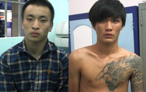 Hai thanh niên xông vào phòng cô gái cướp của giữa ban ngày - Ảnh 1