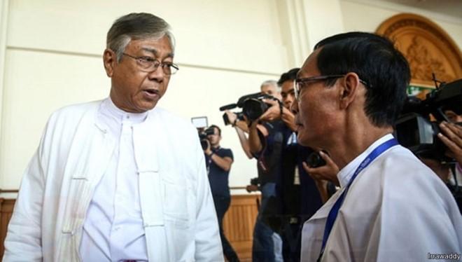 Cựu tài xế của bà San Suu Kyi được đề cử tham gia giành ghế Tổng thống Myanmar - Ảnh 2
