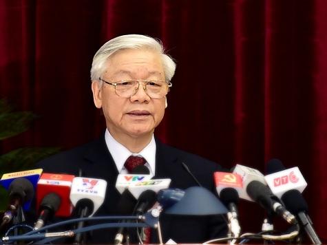 Phát biểu của Tổng Bí thư khai mạc Hội nghị Trung ương 2 - Ảnh 1