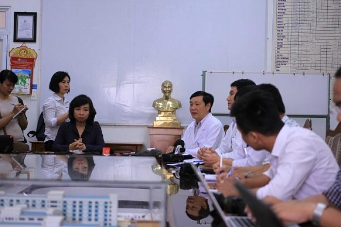 Bệnh viện hỗ trợ 100 triệu đồng cho bệnh nhân tử vong sau mổ chân - Ảnh 1