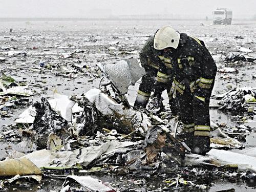 """Vụ máy bay rơi ở Nga: Ít nhất 3 hành khách """"thoát chết"""" nhờ lỡ, hủy chuyến - Ảnh 1"""