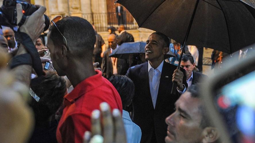 Hình ảnh ấn tượng về chuyến thăm Cuba của Tổng thống Mỹ - Ảnh 6