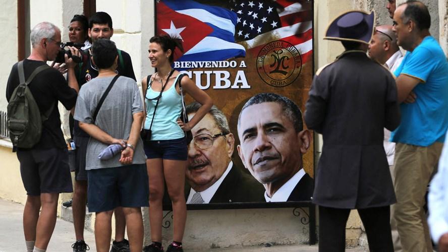 Hình ảnh ấn tượng về chuyến thăm Cuba của Tổng thống Mỹ - Ảnh 8