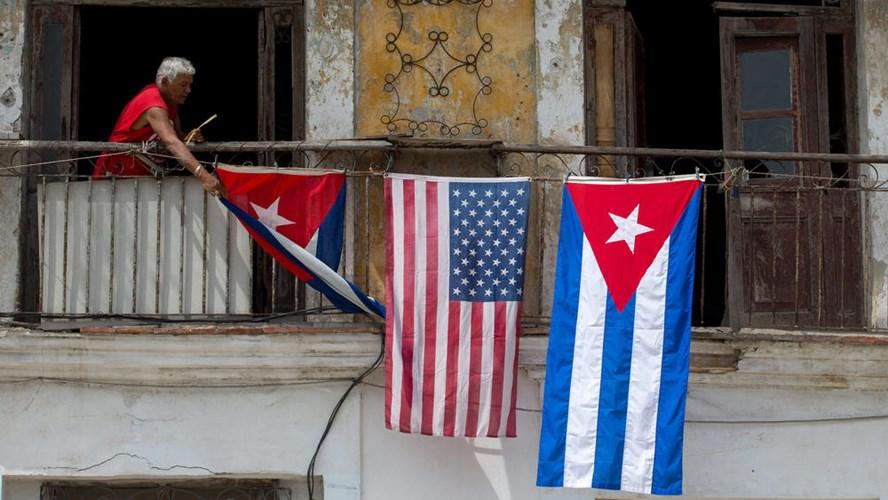 Hình ảnh ấn tượng về chuyến thăm Cuba của Tổng thống Mỹ - Ảnh 5