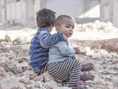 UNICEF: 2,9 triệu trẻ em ở Syria chỉ biết đến chiến tranh - Ảnh 1