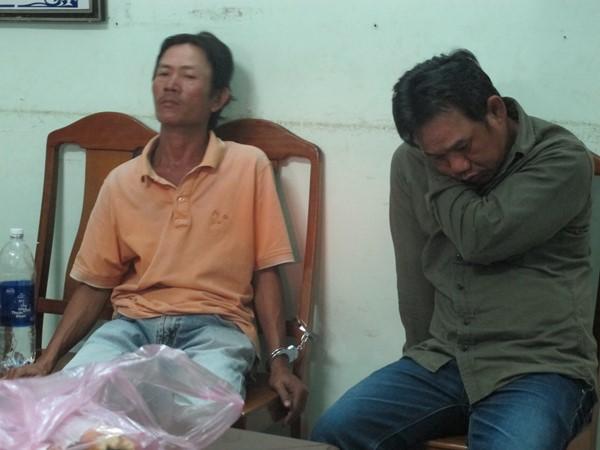 Bắt giữ 3 nghi phạm trộm hành lý của du khách nước ngoài - Ảnh 1