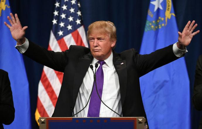 Ông Donald Trump kêu gọi đóng cửa biên giới Mỹ - Ảnh 1