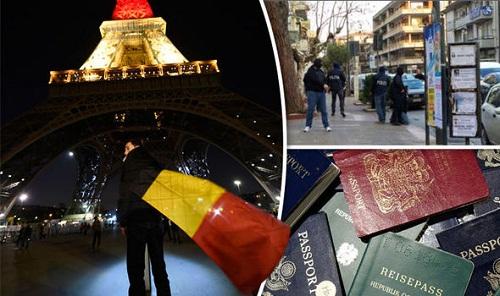 Bắt giữ kẻ làm giả giấy tờ cho nghi phạm khủng bố Brussels và Paris - Ảnh 1