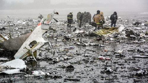 Vụ máy bay Dubai rơi tại Nga: Các phi công hoảng loạn, tranh cãi trong buồng lái - Ảnh 3