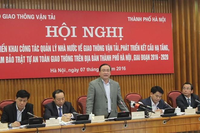 Bí thư Hoàng Trung Hải e ngại Hà Nội sẽ ô nhiễm hơn Bắc Kinh - Ảnh 1