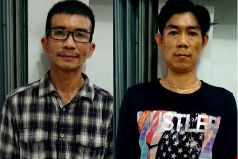 Bị bắt, hai kẻ buôn ma túy hối lộ cảnh sát 30 triệu đồng - Ảnh 1