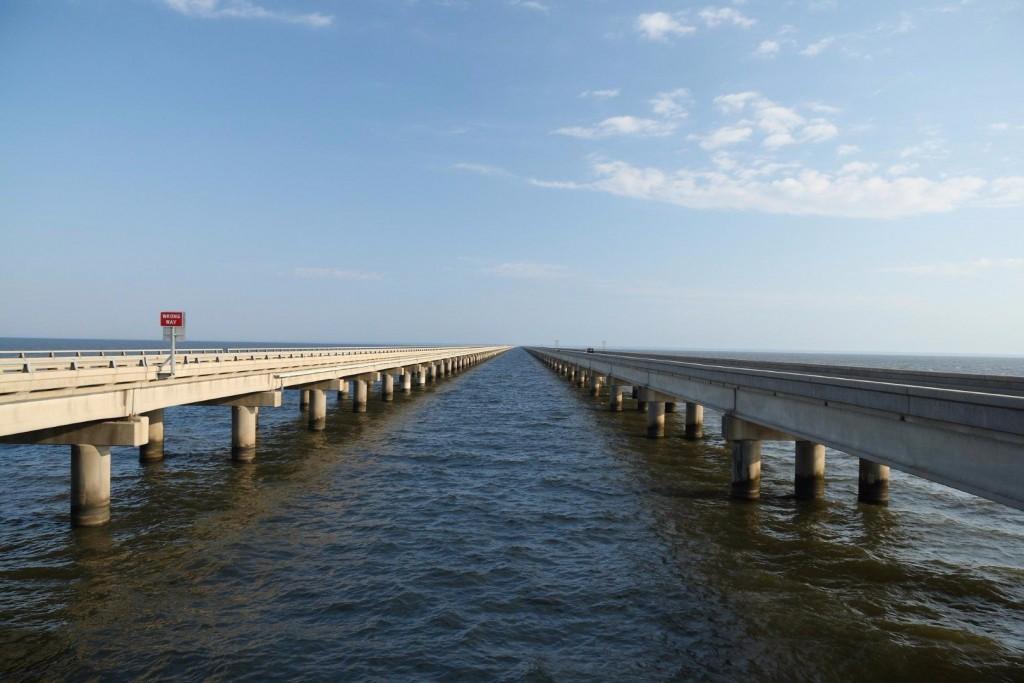 Chiêm ngưỡng 10 cây cầu dài nhất thế giới - Ảnh 2