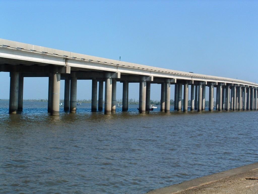 Chiêm ngưỡng 10 cây cầu dài nhất thế giới - Ảnh 3