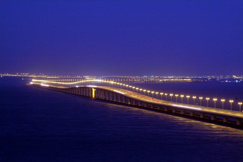 Chiêm ngưỡng 10 cây cầu dài nhất thế giới - Ảnh 4