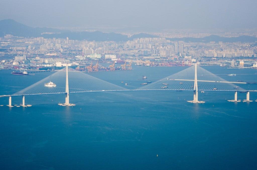 Chiêm ngưỡng 10 cây cầu dài nhất thế giới - Ảnh 5